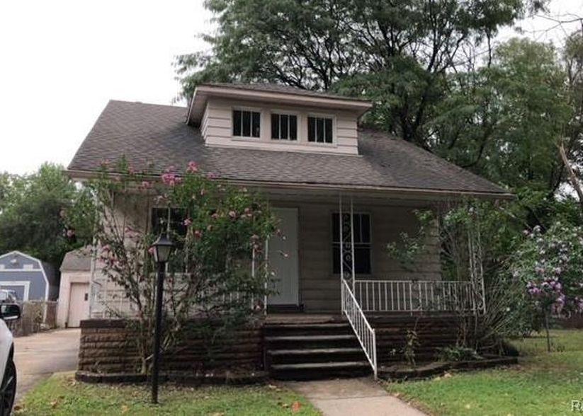 7484 Mettetal St, Detroit MI Foreclosure Property