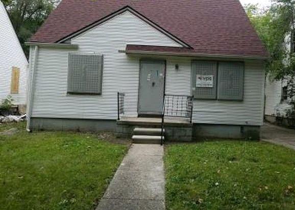 15881 Chatham St, Detroit MI Foreclosure Property