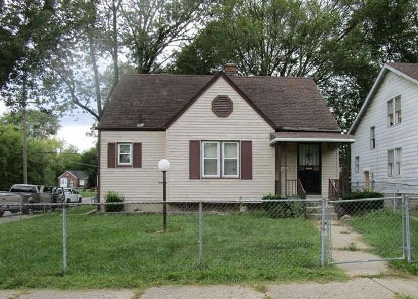 13503 Forrer St, Detroit MI Foreclosure Property