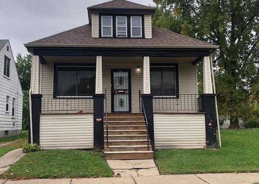 18435 Dwyer St, Detroit MI Foreclosure Property