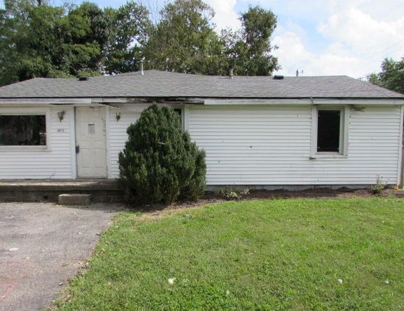 4813 Overbrook Dr, Louisville KY Foreclosure Property