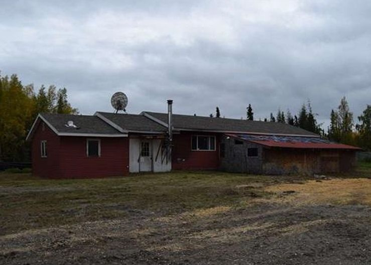1915 Tunnels Rd, North Pole AK Foreclosure Property