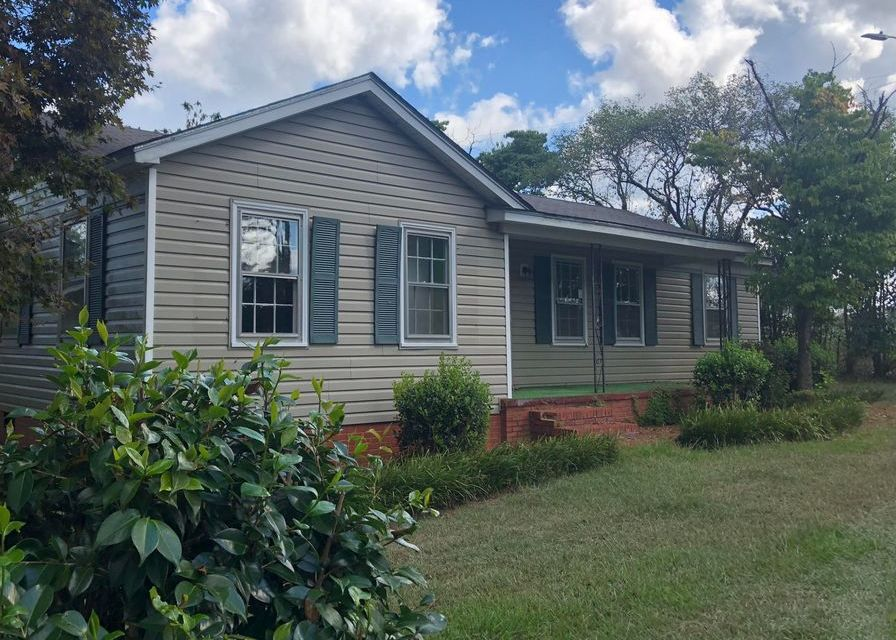 1243 Highway 9 E, Bennettsville SC Foreclosure Property
