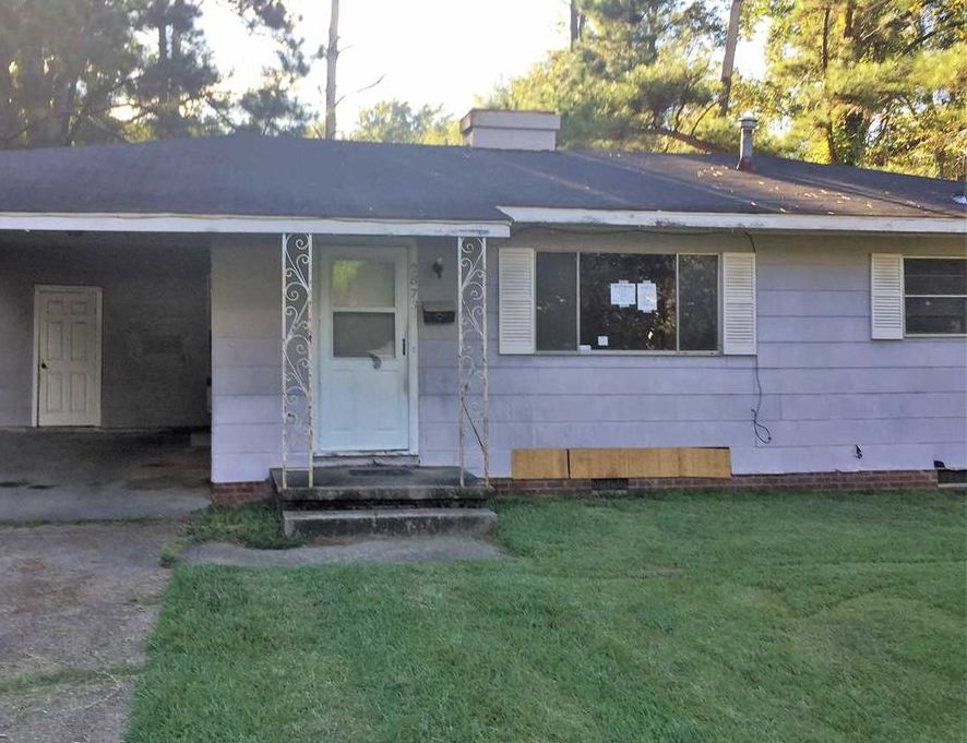 2873 Teresa Dr, Jackson MS Foreclosure Property