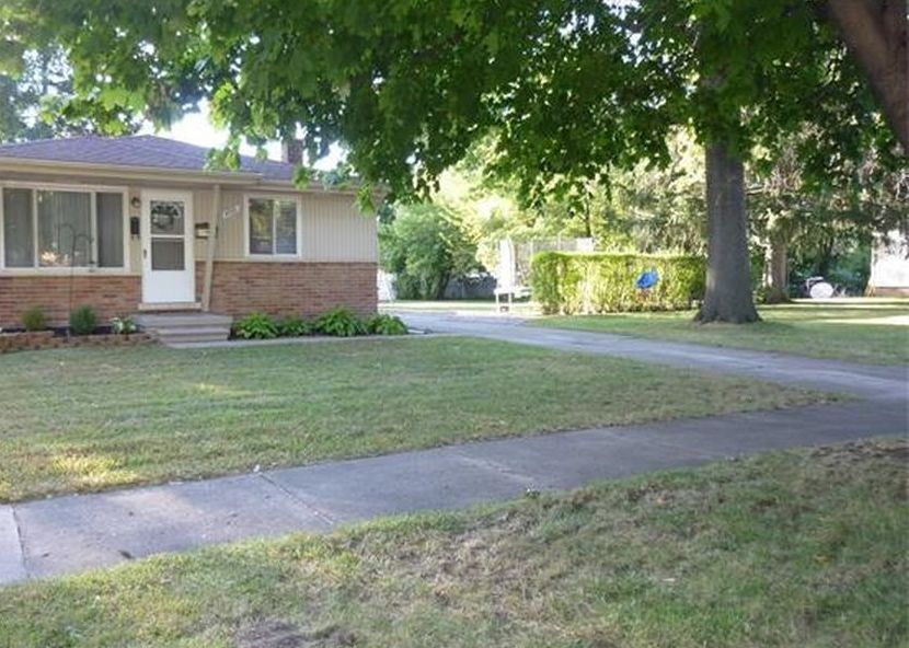 4702 Academy St, Dearborn Heights MI Foreclosure Property