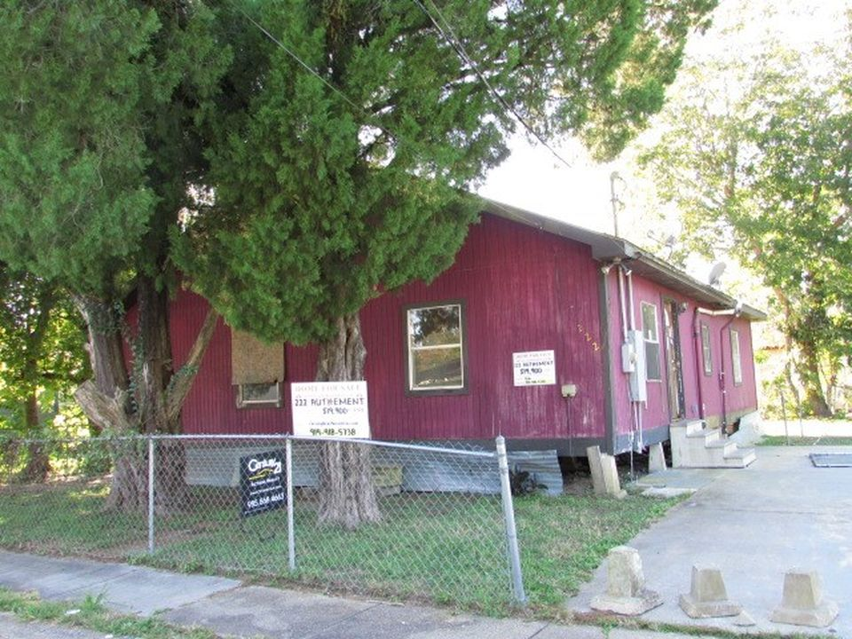 222 Authement St, Houma LA Foreclosure Property