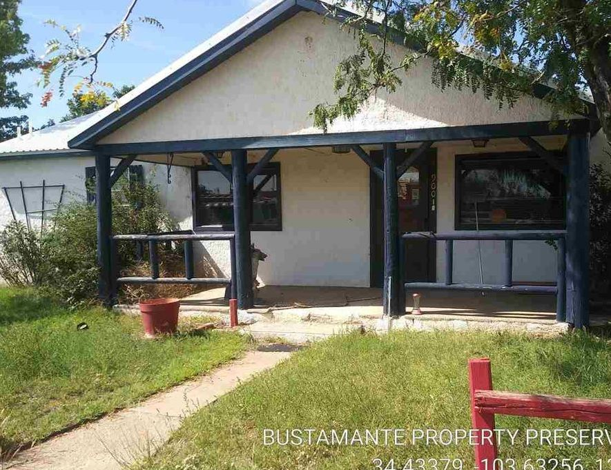 900 N 1st St, Melrose NM Foreclosure Property