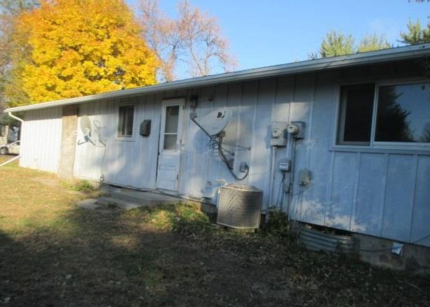 409 W Harrison St, Luverne MN Foreclosure Property