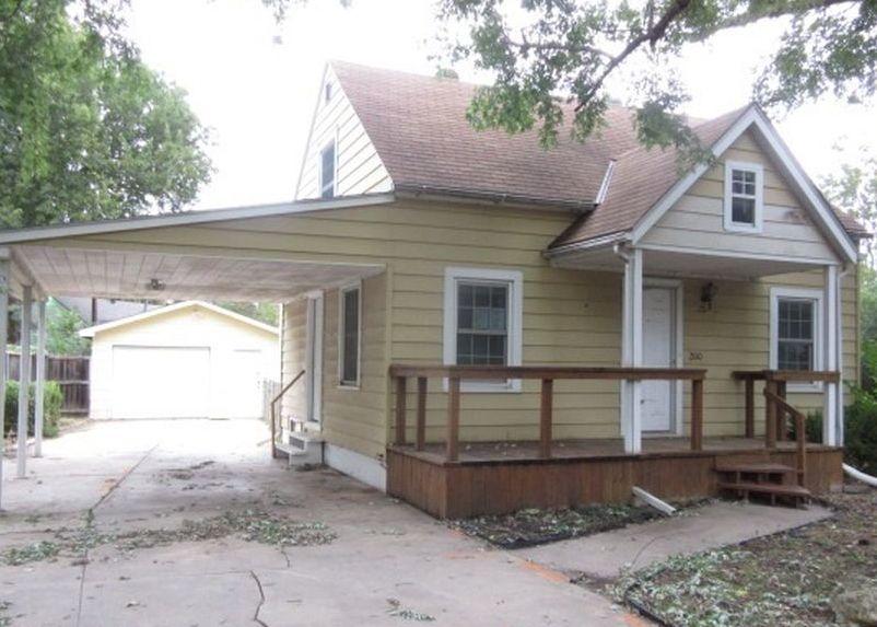 2610 S Mason Ter, Wichita KS Foreclosure Property