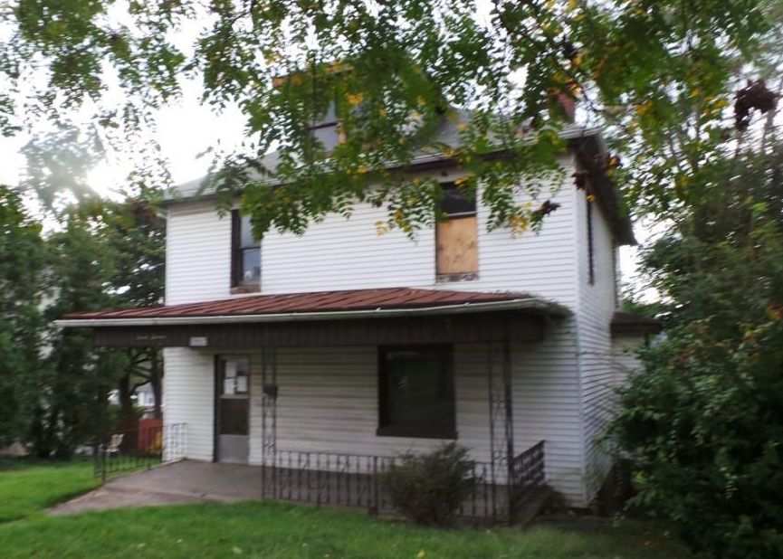 713 Hill Top Dr, Cumberland MD Foreclosure Property