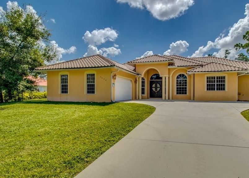 3240 7th Ave Sw, Naples FL Foreclosure Property