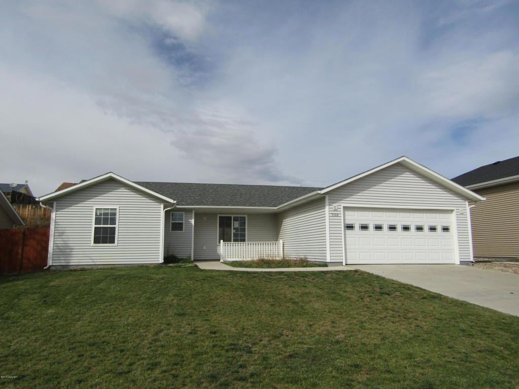 3104 Lonigan Cir, Gillette WY Foreclosure Property