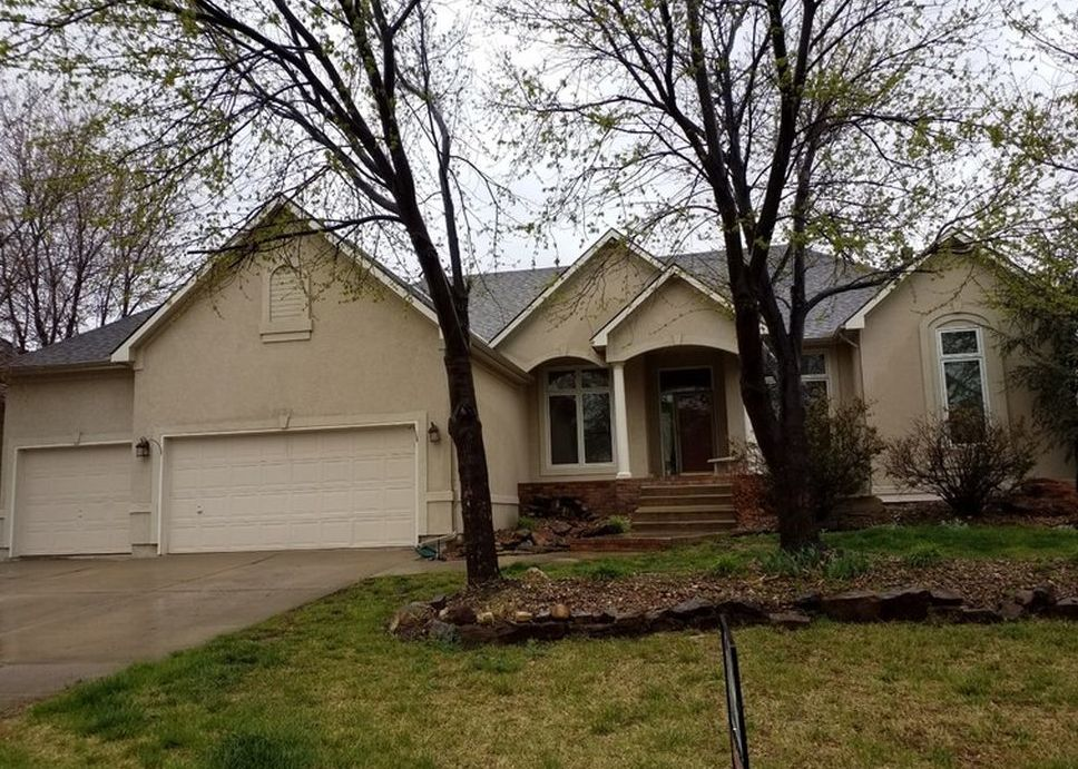 1526 Gleneagles Ct, Andover KS Foreclosure Property