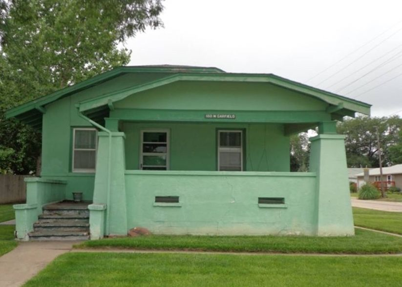 180 N Garfield Ave, Colby KS Foreclosure Property