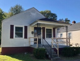 1176 Lincoln Ave, Louisville KY Foreclosure Property
