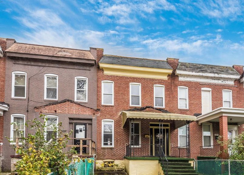 2845 W Garrison Ave, Baltimore MD Foreclosure Property