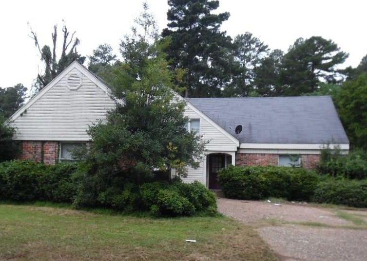 1001 Herrington Dr, Springhill LA Foreclosure Property