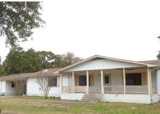4045 E State Highway 154, Quitman TX Foreclosure Property