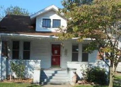 722 Walnut St, Owensboro KY Foreclosure Property