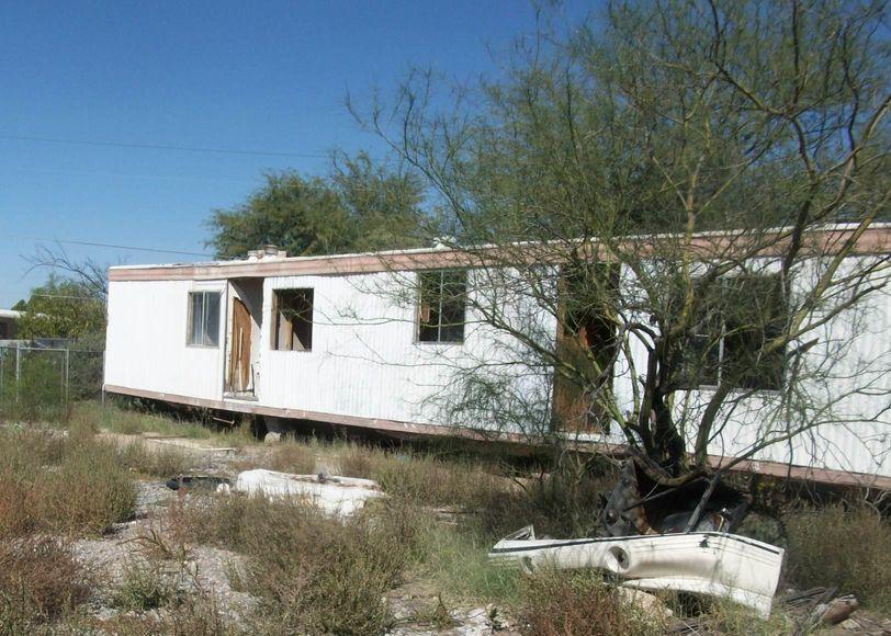 6912 W Rocking Chair # 38, Tucson AZ Foreclosure Property
