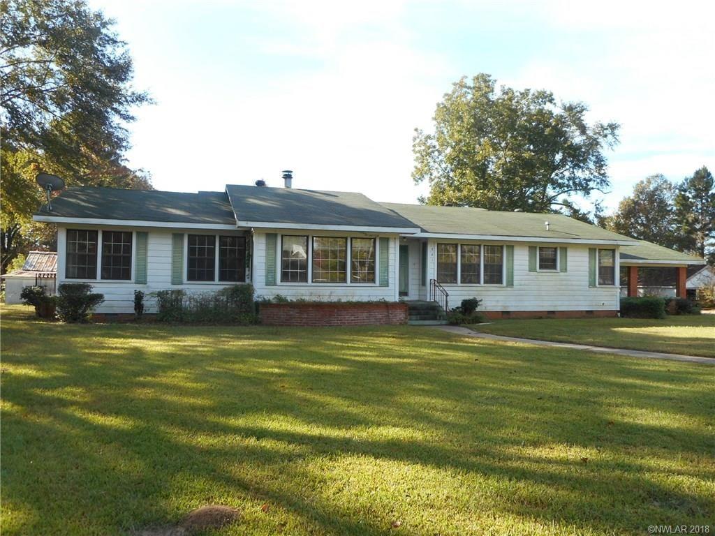 881 Marietta Dr, Haynesville LA Foreclosure Property
