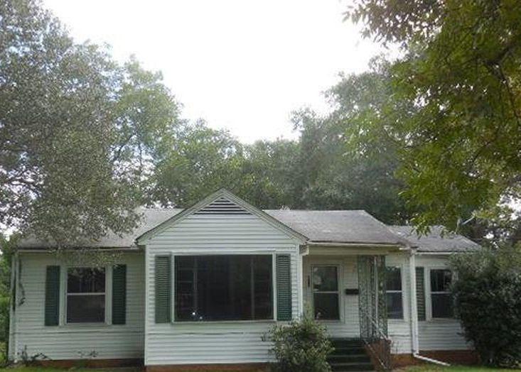 814 Nw Front St, Vivian LA Foreclosure Property