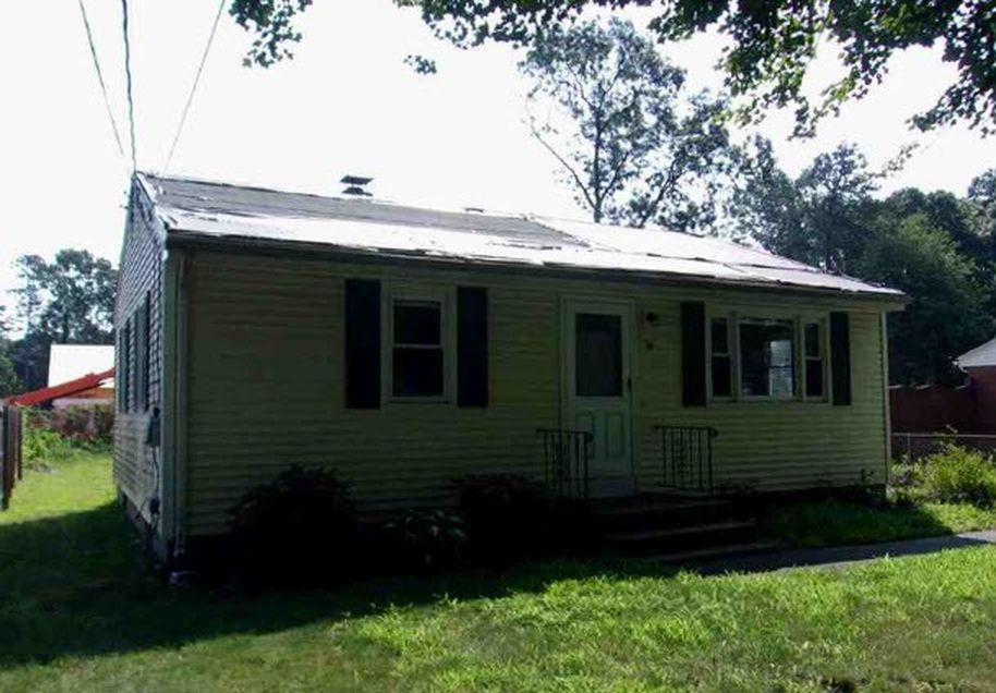 53 Deslauriers St, Chicopee MA Foreclosure Property