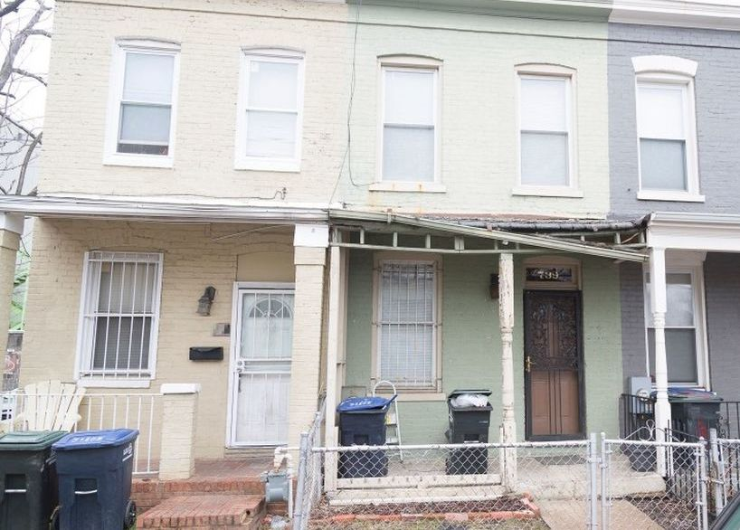 739 18th St Ne, Washington DC Foreclosure Property