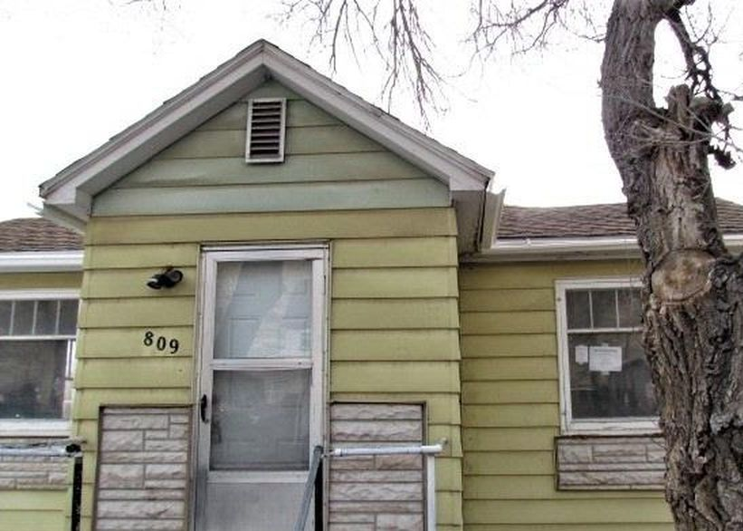 809 Mckeehan Ave, Rock Springs WY Foreclosure Property