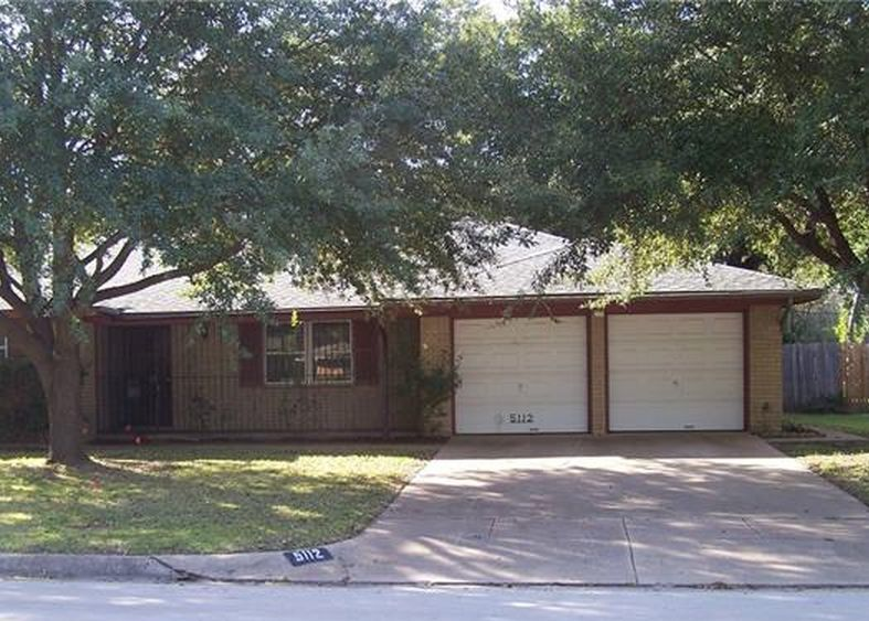 5112 South Dr, Fort Worth TX Foreclosure Property