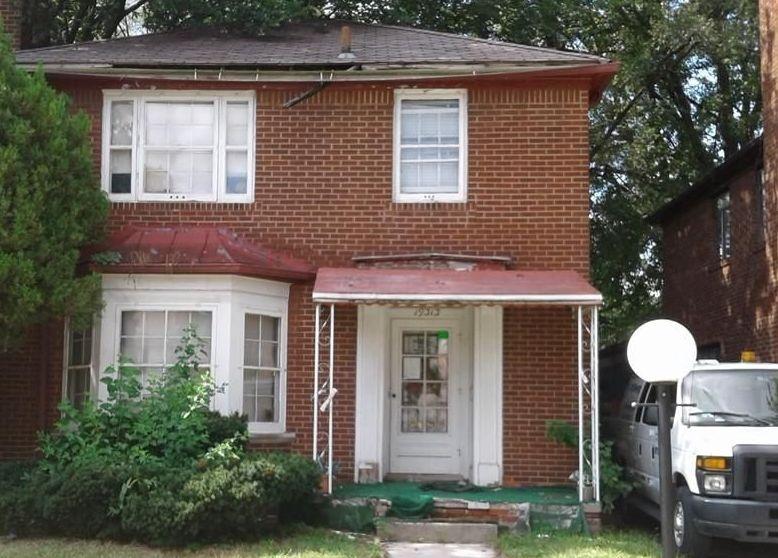 19313 Snowden St, Detroit MI Foreclosure Property