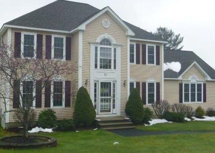 51 Vista Cir, Rutland MA Foreclosure Property
