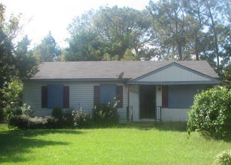 564 N Delta St, Greenville MS Foreclosure Property