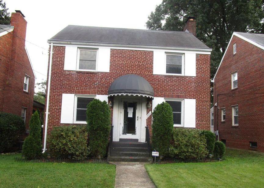 1745 Buchanan St Ne, Washington DC Foreclosure Property
