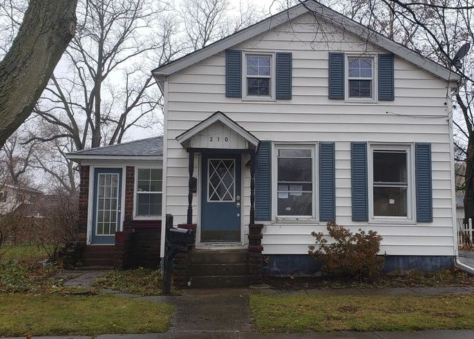 210 S Liberty St, Marshall MI Foreclosure Property