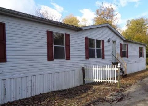 386 W Elm St, Clay KY Foreclosure Property