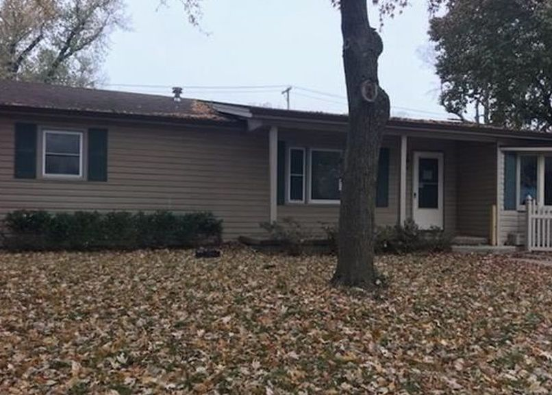 901 S Ashby Ave, Chanute KS Foreclosure Property