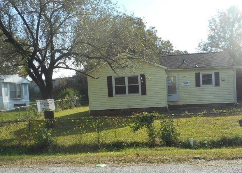 1544 Small St, Lancaster SC Foreclosure Property