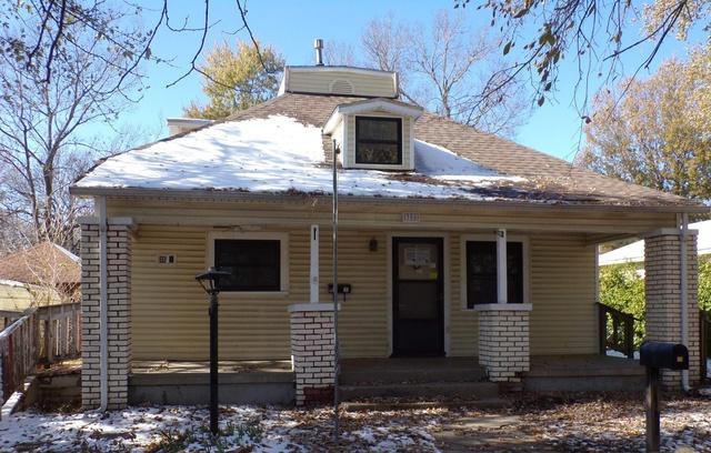 306 S Hooker St, Caney KS Foreclosure Property