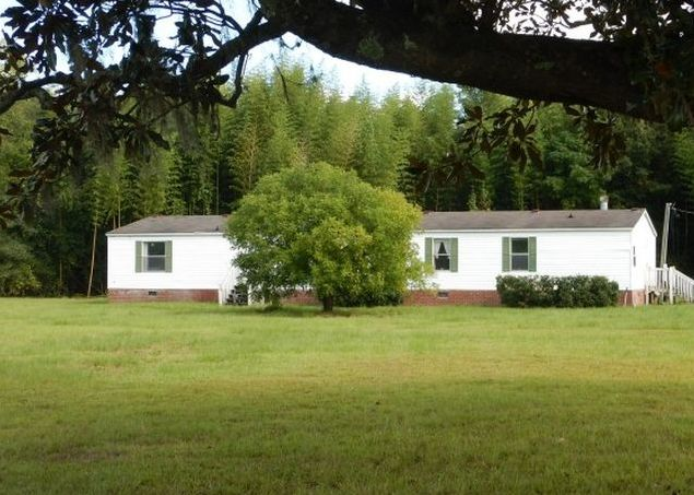 5309 E National Cemetery Rd, Florence SC Foreclosure Property