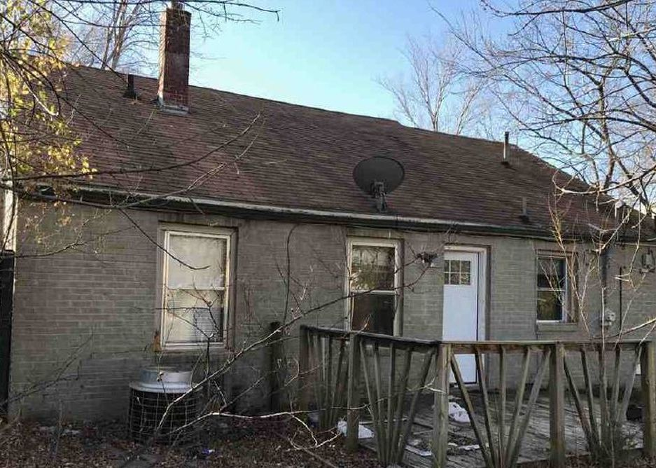 5222 E Pine St, Wichita KS Foreclosure Property