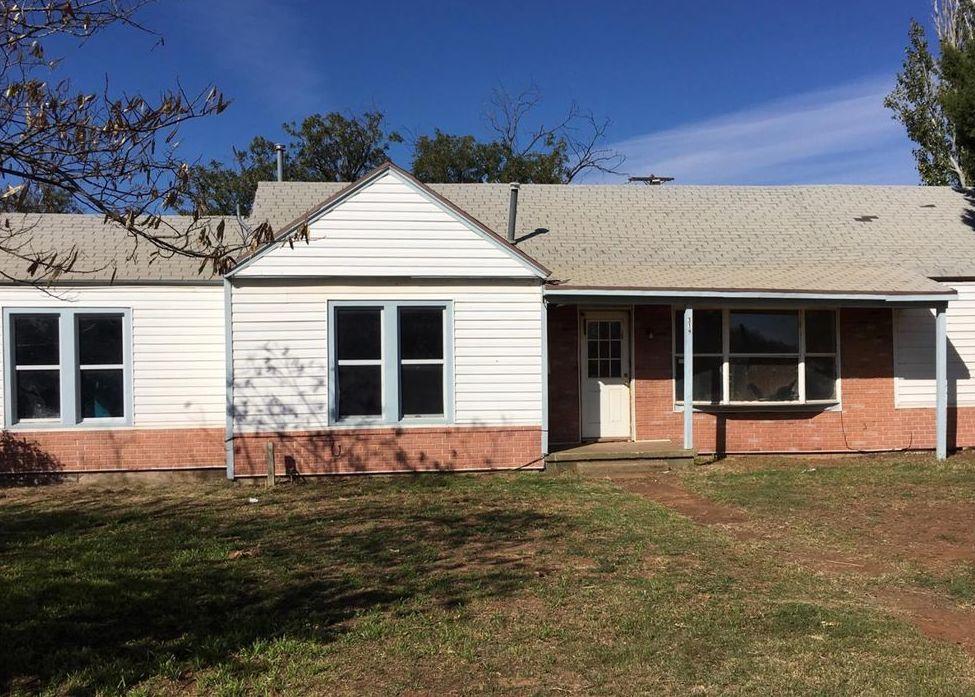 319 Denver Ave, Spur TX Foreclosure Property