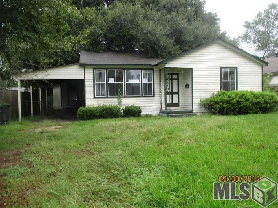 4431 Adams Ave, Baton Rouge LA Foreclosure Property