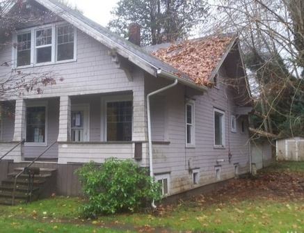 701 5th Ave, Aberdeen WA Foreclosure Property