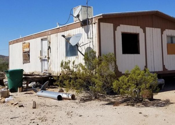 56400 W Desert Valley Rd, Maricopa AZ Foreclosure Property