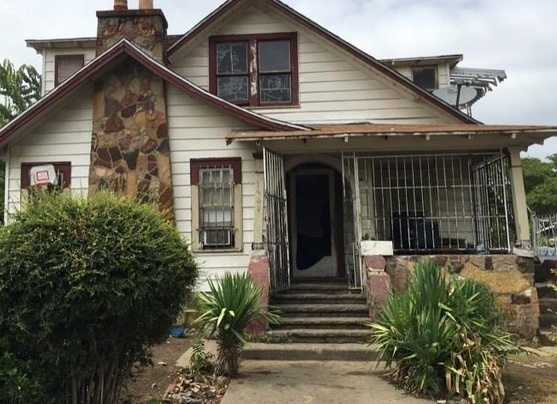 1209 E Jessamine St, Fort Worth TX Foreclosure Property