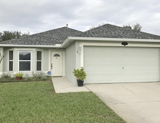 4126 Four Lakes Dr, Melbourne FL Foreclosure Property