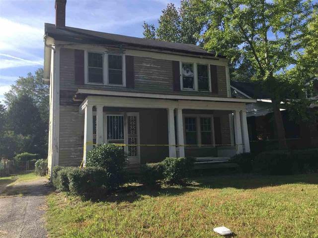 128 W Grand St, Jackson TN Foreclosure Property