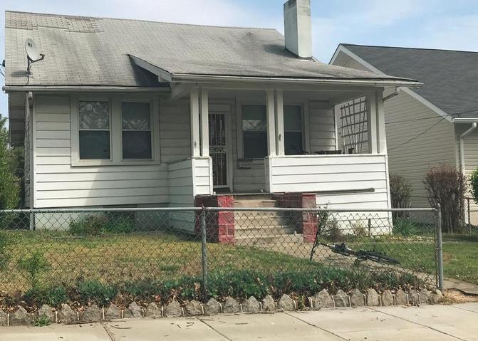 2839 27th St Ne, Washington DC Foreclosure Property