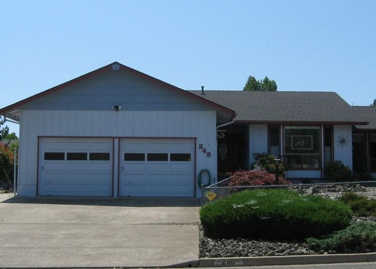 248 Chandler Dr, Roseburg OR Foreclosure Property